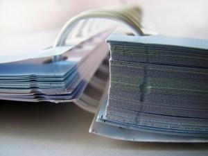 Půjčky na směnku - zápisník